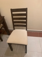 Used 6 seats dinning table  in Dubai, UAE
