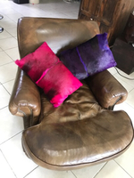 Used Two comfortable leather armchairs  in Dubai, UAE