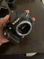 Used Nikon dslr camera + 55mm-200mm lense kit in Dubai, UAE