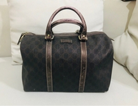 Used Gucci Boston Bag Authentic in Dubai, UAE