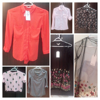 Used bundle of tops in Dubai, UAE