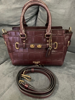 Used Authentic Coach Mini blake carry all in Dubai, UAE