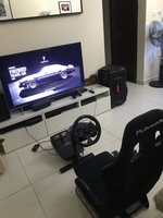 Used Playseat with G29 and shifter in Dubai, UAE