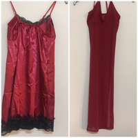 Used 2 Night gowns for women small size (new) in Dubai, UAE