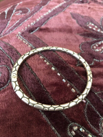 Used folding bangle silver/black color  in Dubai, UAE