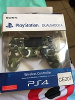 Used Brand New Sony PS4 controller  in Dubai, UAE
