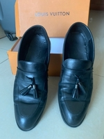Used LV replica men's shoes USED in Dubai, UAE
