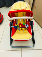 Used 4 in 1 BABY ROCKER/BOUNCER ALMOST NEW  in Dubai, UAE