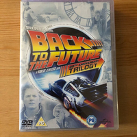 Used Back To The Future ( All 3 Movies ) DVD in Dubai, UAE