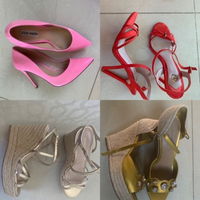 Used Bundles heels size 38 in Dubai, UAE