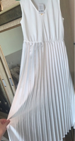 Used RedTag maxi pleated dress size16/L NEW in Dubai, UAE