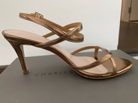 Used New Charles and Keith size 39 in box  in Dubai, UAE