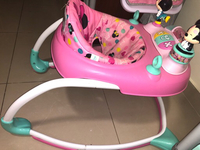 Used Minnie baby walker (DISNEY)  in Dubai, UAE