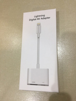 Used Lighting hdmi/av adapter for Apple  in Dubai, UAE