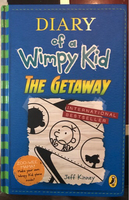 Used Wimpy kid the getaway in Dubai, UAE