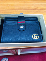 Used Gucci wallet with card holder  in Dubai, UAE