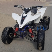 Used Yamaha raptor yfz 450 in Dubai, UAE