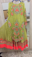 Used Indian long dress  in Dubai, UAE