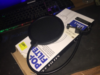 Used Pop Filter. A microphone pop filter NEW in Dubai, UAE