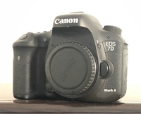 Used Canon 7 d m2 body only in Dubai, UAE