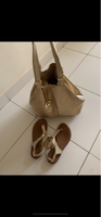 Used Bag and sandals by Michael kors  in Dubai, UAE