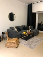 Used Cosy Modern L-Shaped Couch in Dubai, UAE