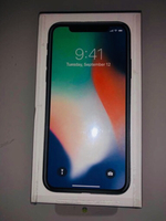 Used iPhone X 256gb with FaceTime for sale  in Dubai, UAE