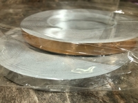 Used tiles gap tape gold and silver 2pcs 100m in Dubai, UAE
