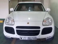 Used 2004 Porsche Cayenne Turbo 4DR SUV 4.5L  in Dubai, UAE