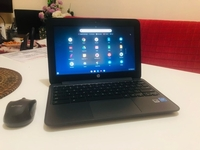 Used Hp Chromebook 11 G5 with playstore  in Dubai, UAE
