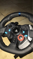 Used Logitech g29 steering wheel ps4/pc in Dubai, UAE