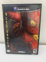 Used Spider man For Gamecube (complete) in Dubai, UAE