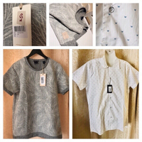 Used SCOTCH&SODA T-Shirt& atelierprivé shirt in Dubai, UAE