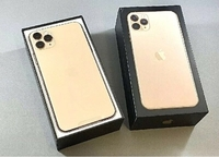 Used IPHONE 11 pro max 256gb gold china dual  in Dubai, UAE