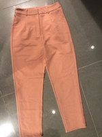 Used 3/4 summer pants from shein xs rose in Dubai, UAE
