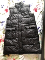 Used Riva sleeveless puffed coat in Dubai, UAE