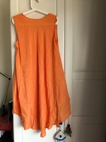 Used Orange Summer Dress in Dubai, UAE