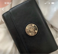 Used Authentic DKNY Leather Wallet in Dubai, UAE
