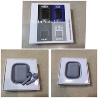 Used Unique Grey Color Airpods Inpods12 in Dubai, UAE
