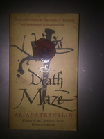 Used The death maze// book last price in Dubai, UAE