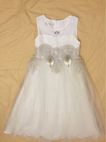 Used Girls party wear 7-8 @130 in Dubai, UAE