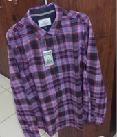Used Men Shirt size L brand new  in Dubai, UAE