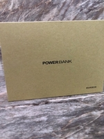 Used 10400mAh powerbank inbuilt Speakers in Dubai, UAE