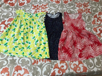 Dresses for girl 2-3 years old.