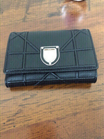 Used Christian Dior preloved wallet Authentic in Dubai, UAE