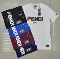 Used Tshirt Fendi 5pcs in Dubai, UAE