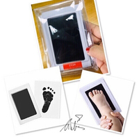 Used Baby Foot print kit black ❤️ in Dubai, UAE