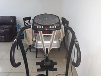Used Ta sports treadmill with massager n twis in Dubai, UAE