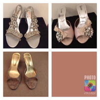 Bundle offer:shoes size39/9 or 38/8 EUR.