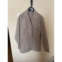 Used ASOS Longline Jacket with Stencil Print in Dubai, UAE